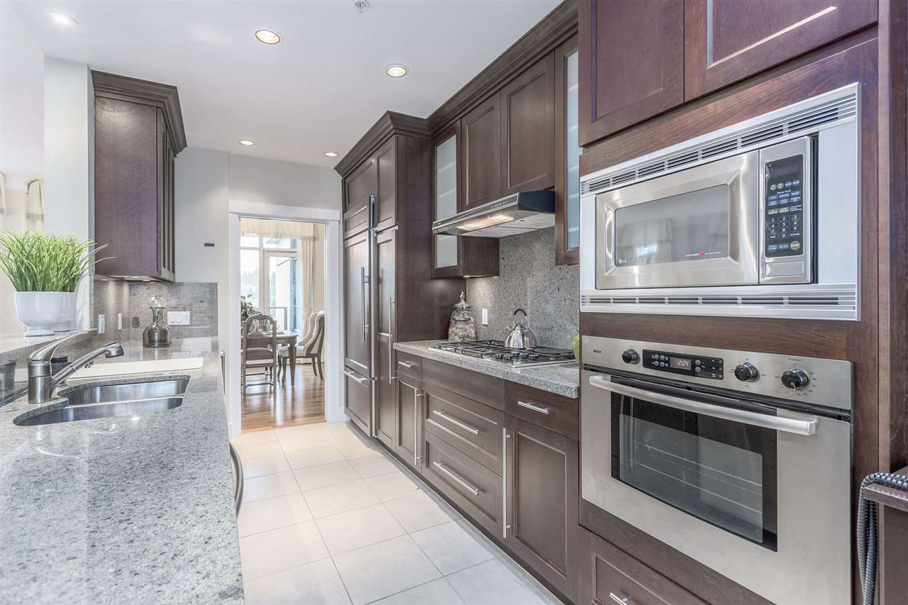 Condo Apartment at 708 4685 VALLEY DRIVE, Unit 708, Vancouver West, British Columbia. Image 3