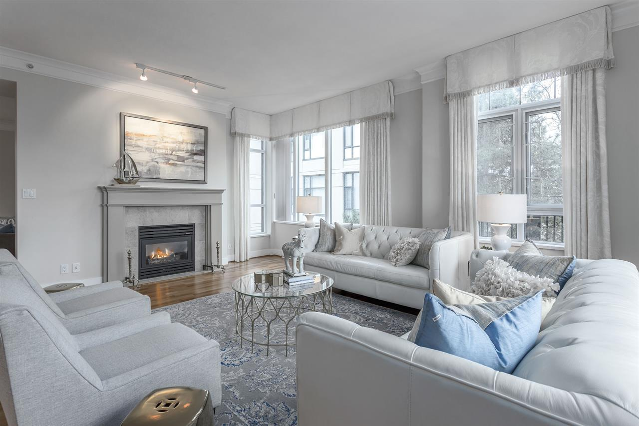 Condo Apartment at 708 4685 VALLEY DRIVE, Unit 708, Vancouver West, British Columbia. Image 4