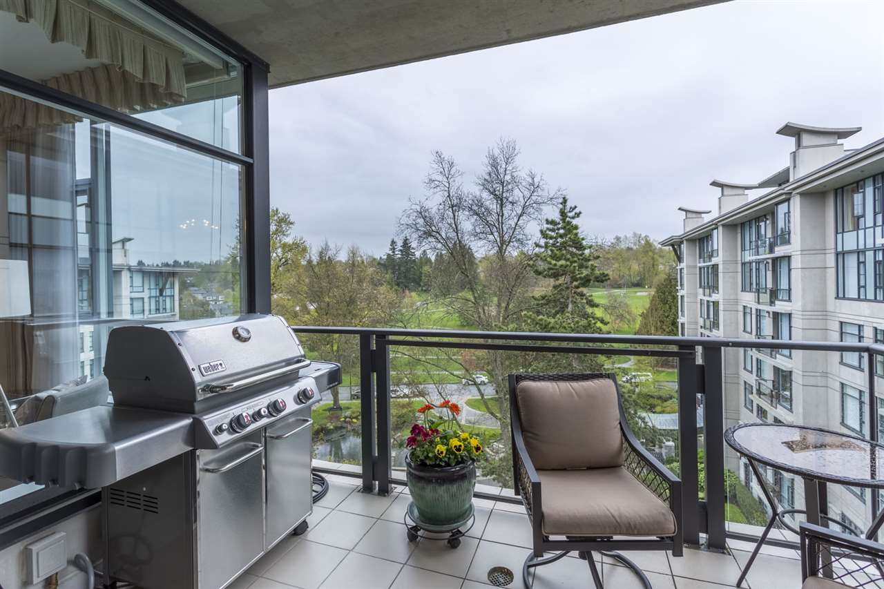 Condo Apartment at 708 4685 VALLEY DRIVE, Unit 708, Vancouver West, British Columbia. Image 18