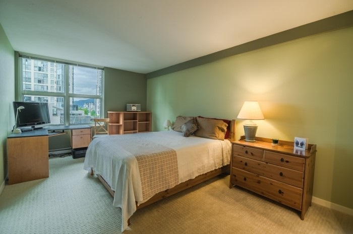 Condo Apartment at 1210 1500 HORNBY STREET, Unit 1210, Vancouver West, British Columbia. Image 7
