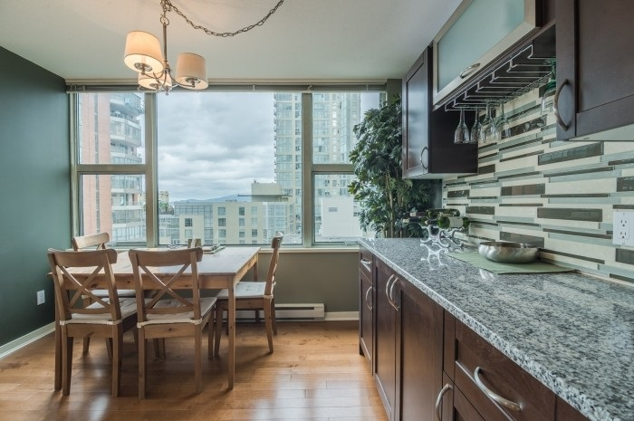 Condo Apartment at 1210 1500 HORNBY STREET, Unit 1210, Vancouver West, British Columbia. Image 9