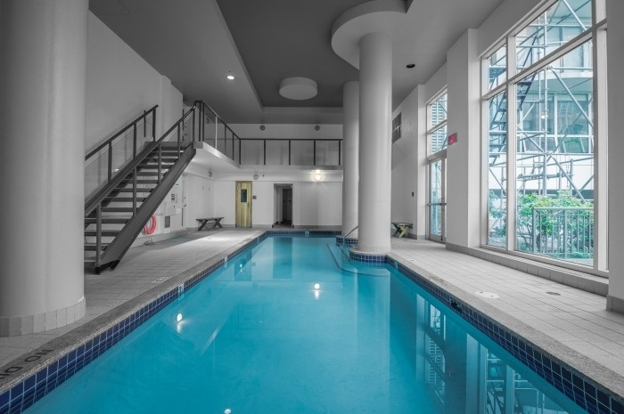 Condo Apartment at 1210 1500 HORNBY STREET, Unit 1210, Vancouver West, British Columbia. Image 17