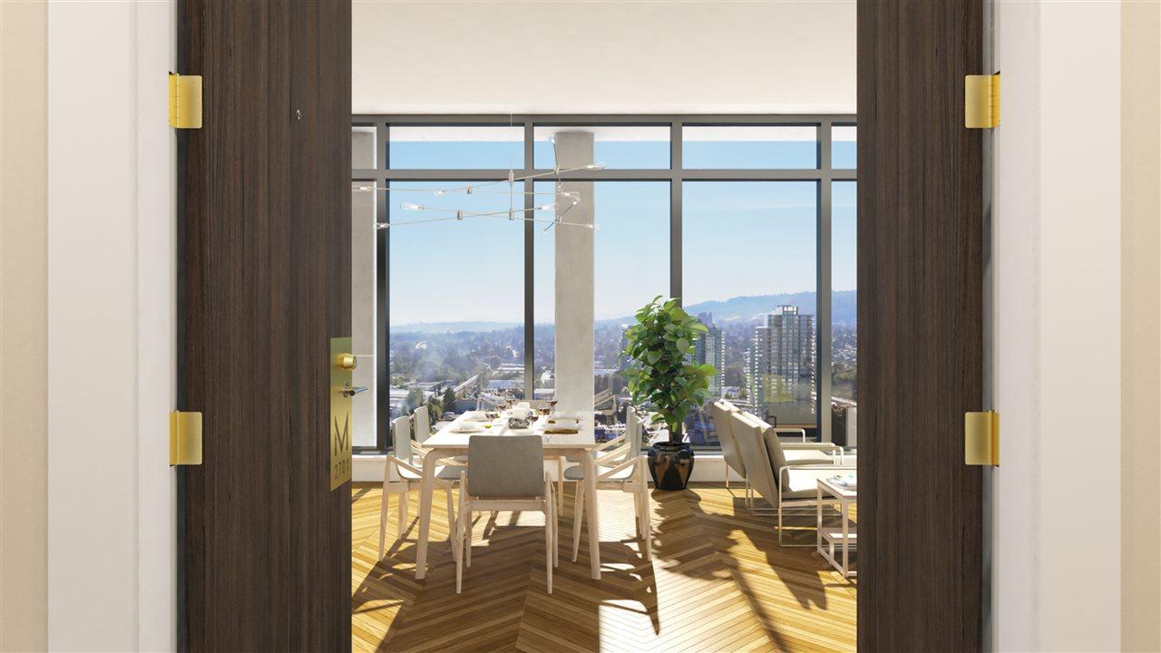 Condo Apartment at 2703 2378 ALPHA AVENUE, Unit 2703, Burnaby North, British Columbia. Image 1