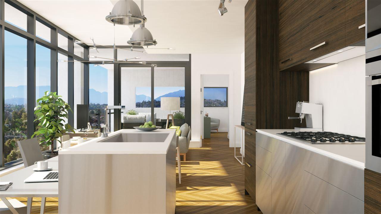 Condo Apartment at 2703 2378 ALPHA AVENUE, Unit 2703, Burnaby North, British Columbia. Image 3