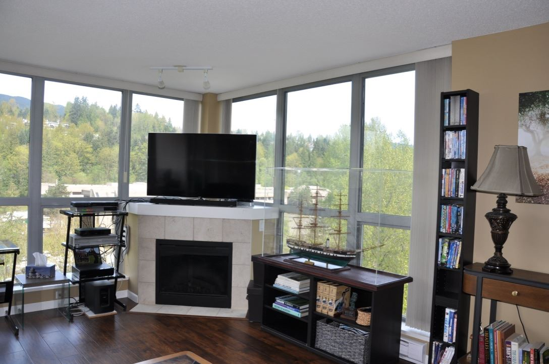 Condo Apartment at 1101 290 NEWPORT DRIVE, Unit 1101, Port Moody, British Columbia. Image 2
