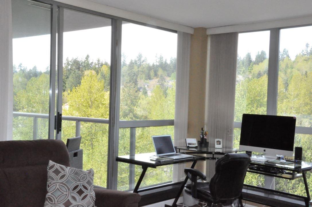 Condo Apartment at 1101 290 NEWPORT DRIVE, Unit 1101, Port Moody, British Columbia. Image 3