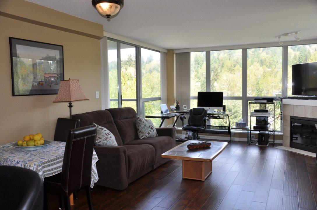Condo Apartment at 1101 290 NEWPORT DRIVE, Unit 1101, Port Moody, British Columbia. Image 4