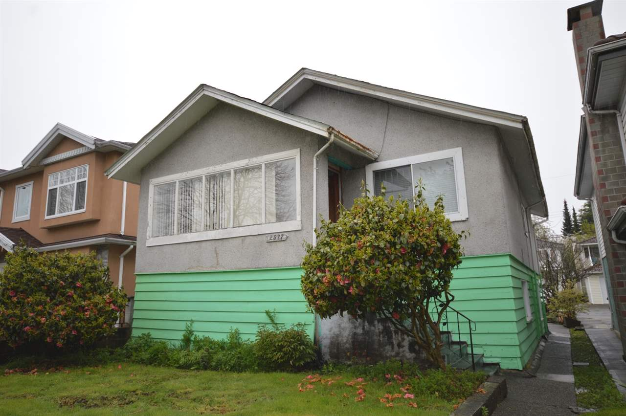 Detached at 2577 PARKER STREET, Vancouver East, British Columbia. Image 3