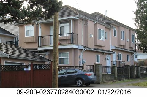 Half-duplex at 5282 KILLARNEY STREET, Vancouver East, British Columbia. Image 1