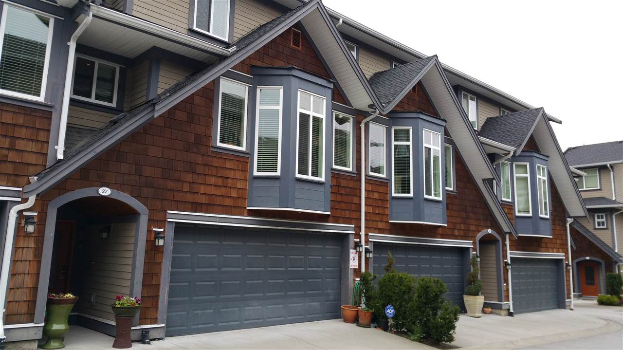 Townhouse at 27 15977 26 AVENUE, Unit 27, South Surrey White Rock, British Columbia. Image 1