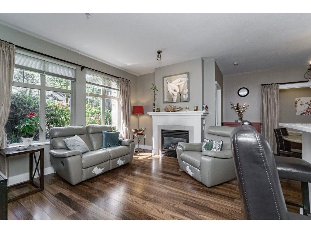 Condo Apartment at 201 2083 W 33RD AVENUE, Unit 201, Vancouver West, British Columbia. Image 2