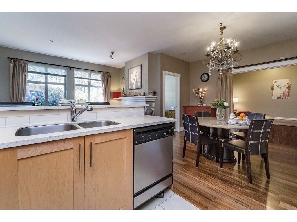 Condo Apartment at 201 2083 W 33RD AVENUE, Unit 201, Vancouver West, British Columbia. Image 6