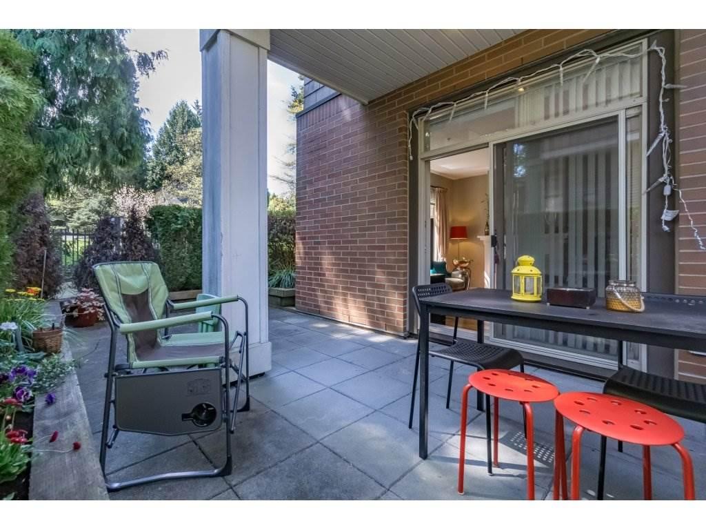 Condo Apartment at 201 2083 W 33RD AVENUE, Unit 201, Vancouver West, British Columbia. Image 15