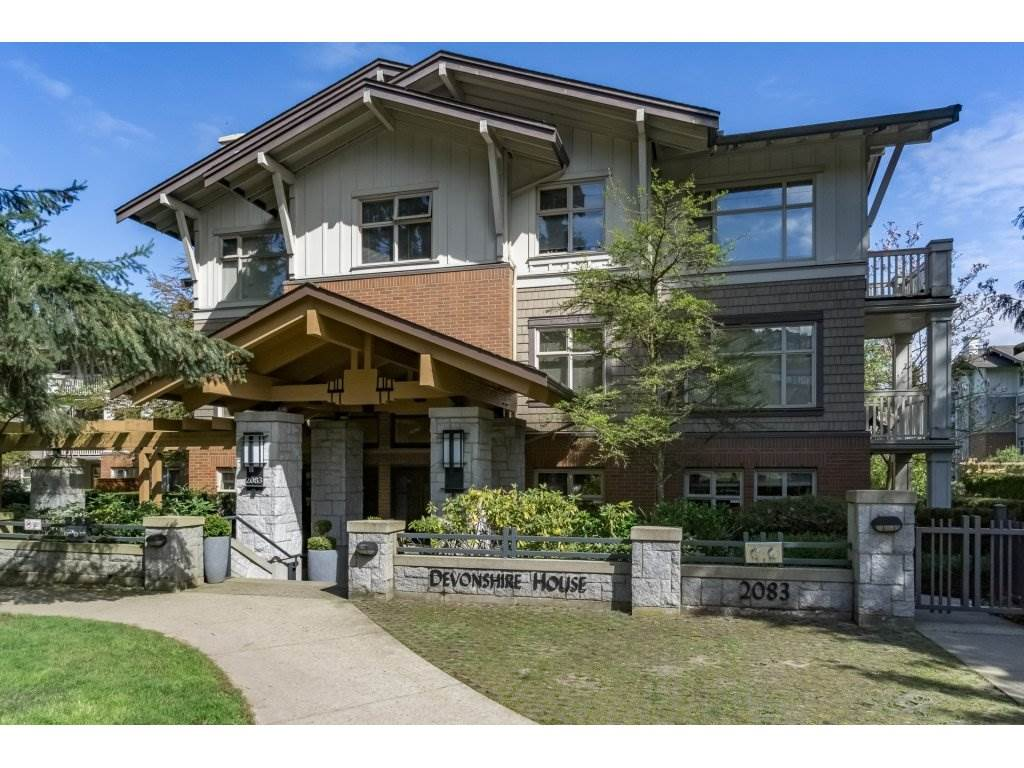 Condo Apartment at 201 2083 W 33RD AVENUE, Unit 201, Vancouver West, British Columbia. Image 18