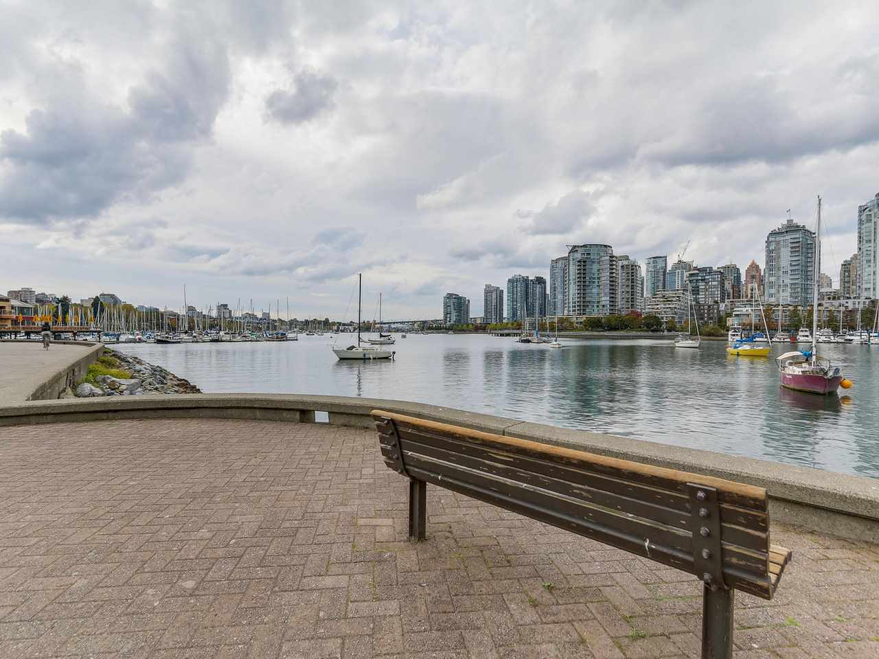 Condo Apartment at 221 525 WHEELHOUSE SQUARE, Unit 221, Vancouver West, British Columbia. Image 18
