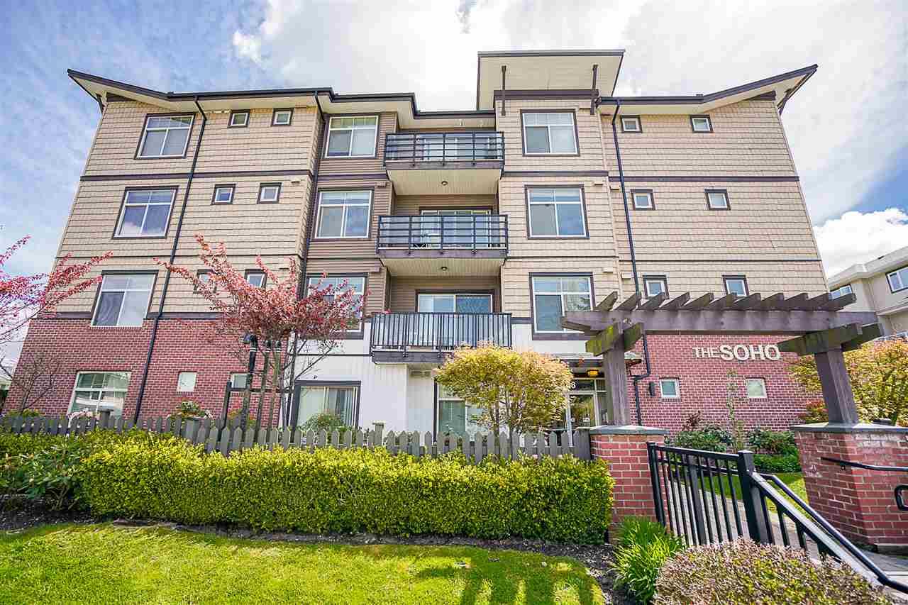Condo Apartment at 212 8168 120A STREET, Unit 212, Surrey, British Columbia. Image 1