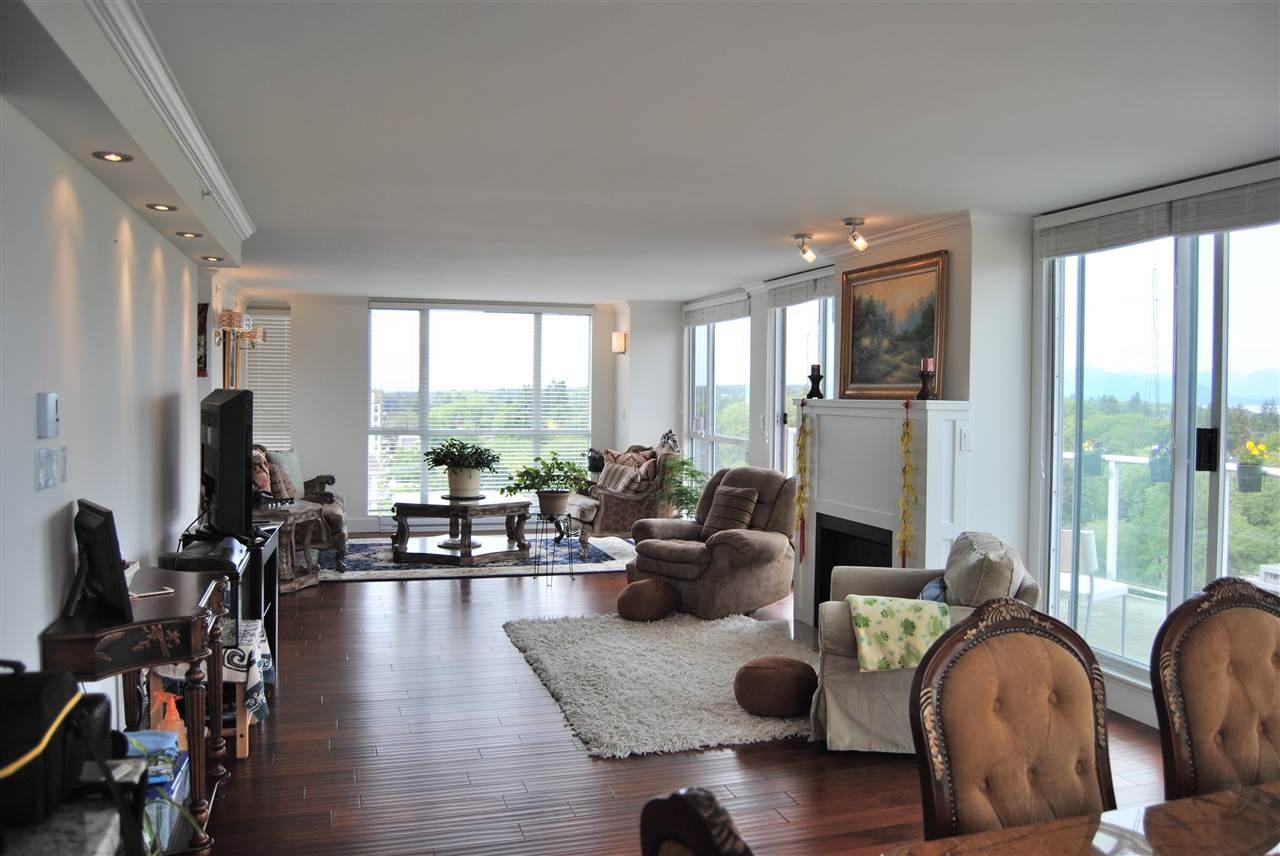 Condo Apartment at PH1 2121 W 38TH AVENUE, Unit PH1, Vancouver West, British Columbia. Image 3