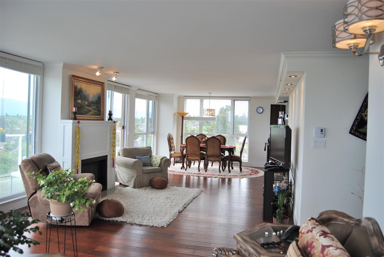 Condo Apartment at PH1 2121 W 38TH AVENUE, Unit PH1, Vancouver West, British Columbia. Image 4