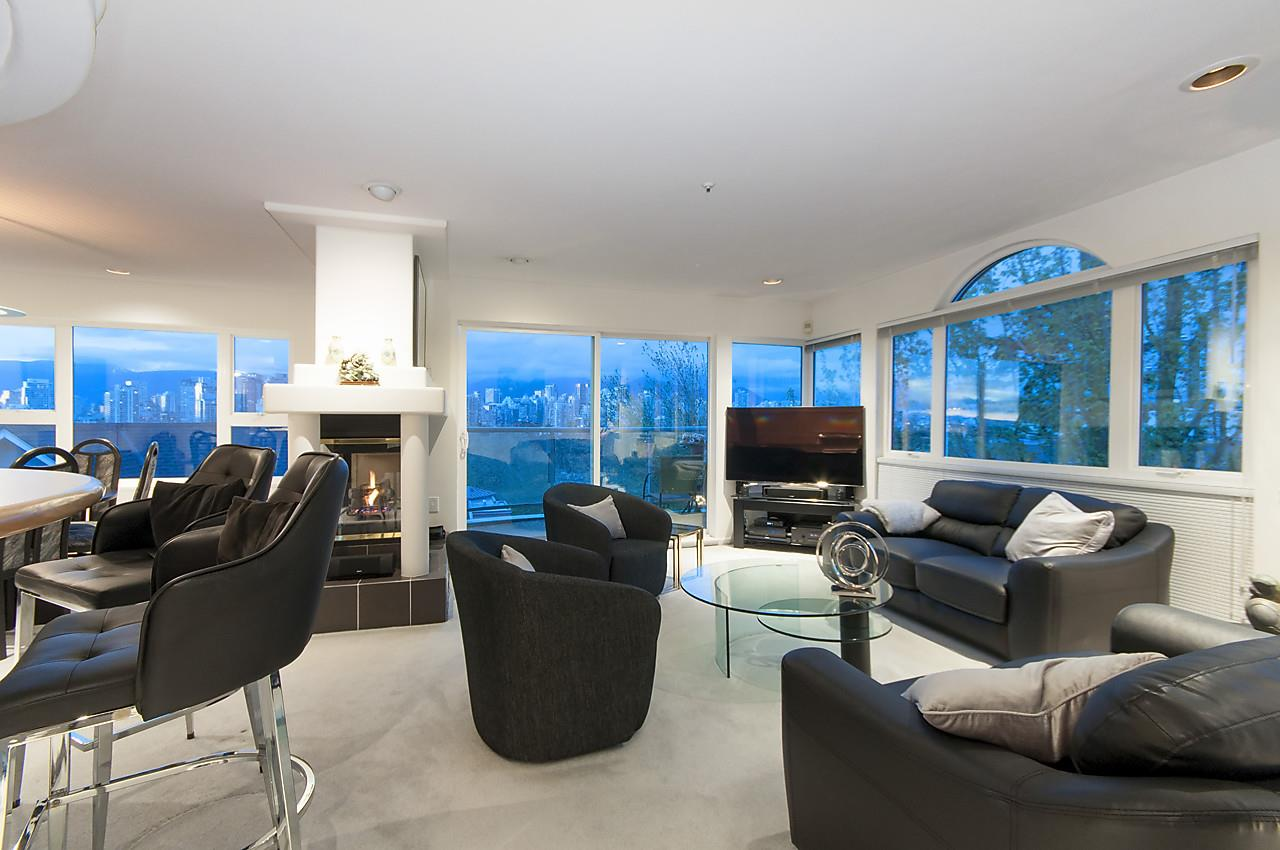 Townhouse at 901 W 8TH AVENUE, Vancouver West, British Columbia. Image 4