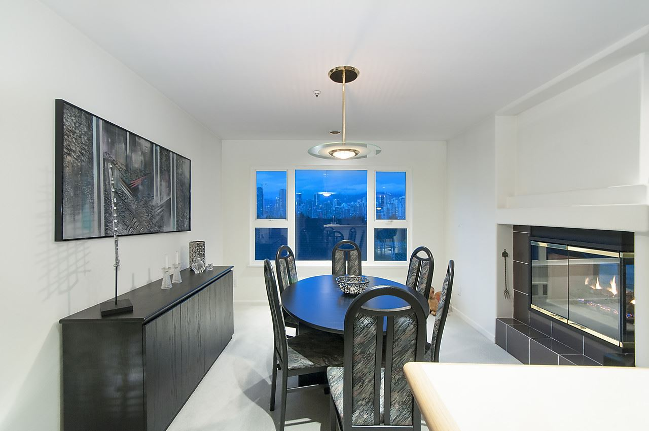 Townhouse at 901 W 8TH AVENUE, Vancouver West, British Columbia. Image 9
