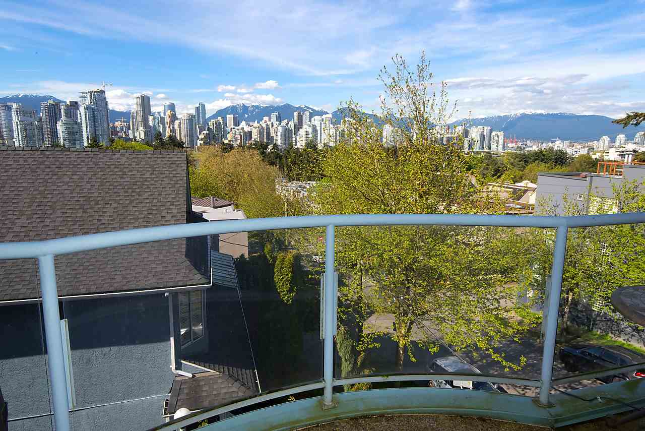 Townhouse at 901 W 8TH AVENUE, Vancouver West, British Columbia. Image 13
