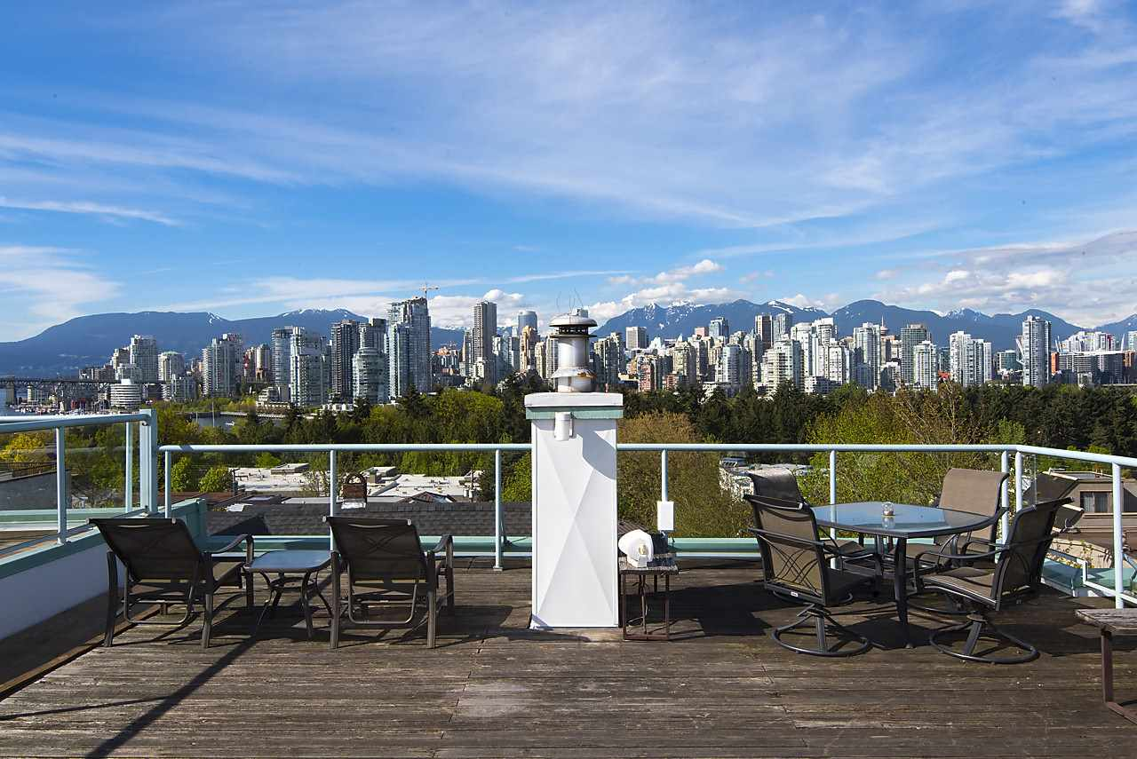 Townhouse at 901 W 8TH AVENUE, Vancouver West, British Columbia. Image 16
