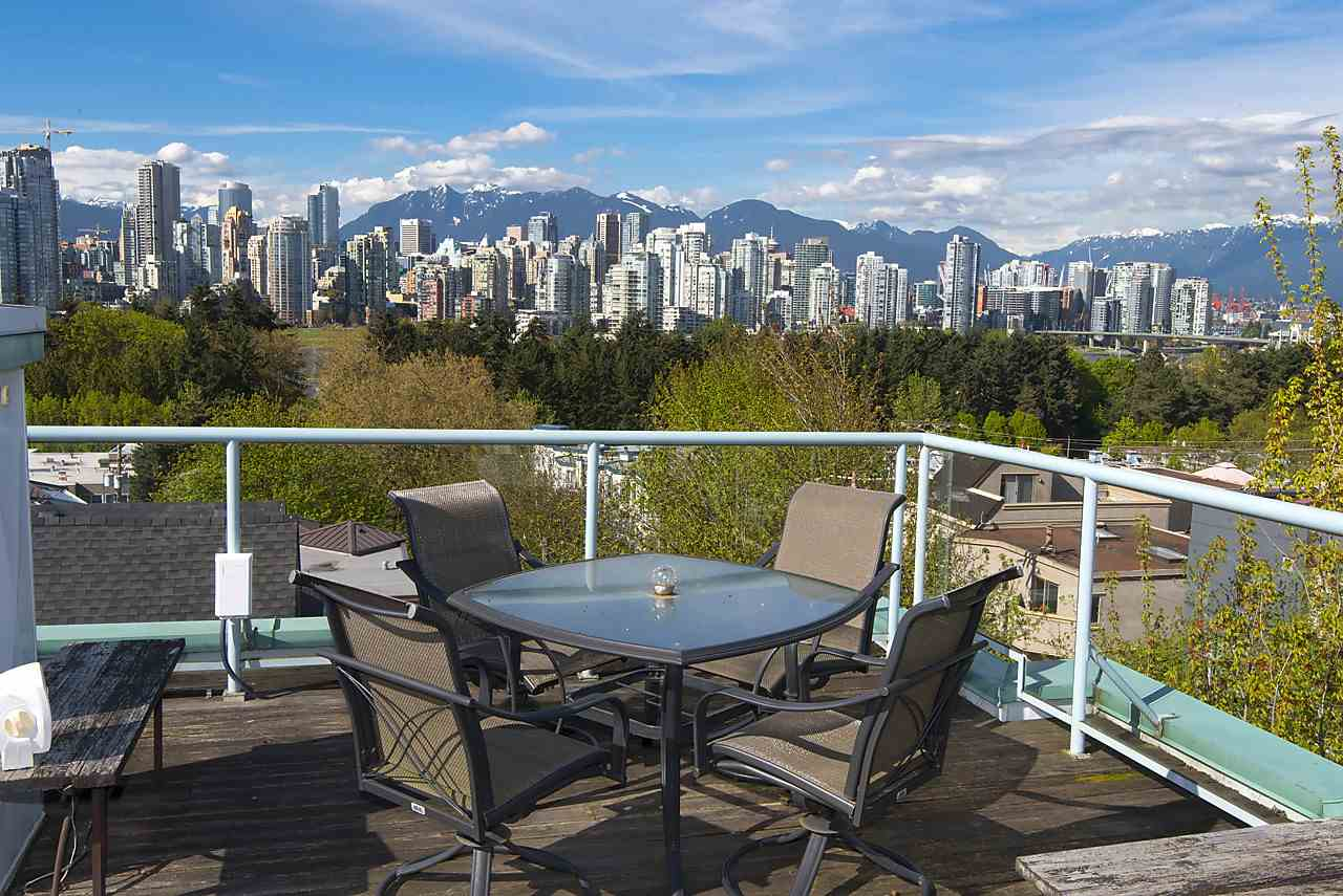 Townhouse at 901 W 8TH AVENUE, Vancouver West, British Columbia. Image 17