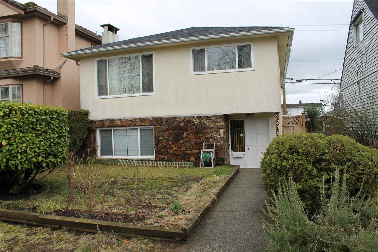 Detached at 2248 UPLAND DRIVE, Vancouver East, British Columbia. Image 1