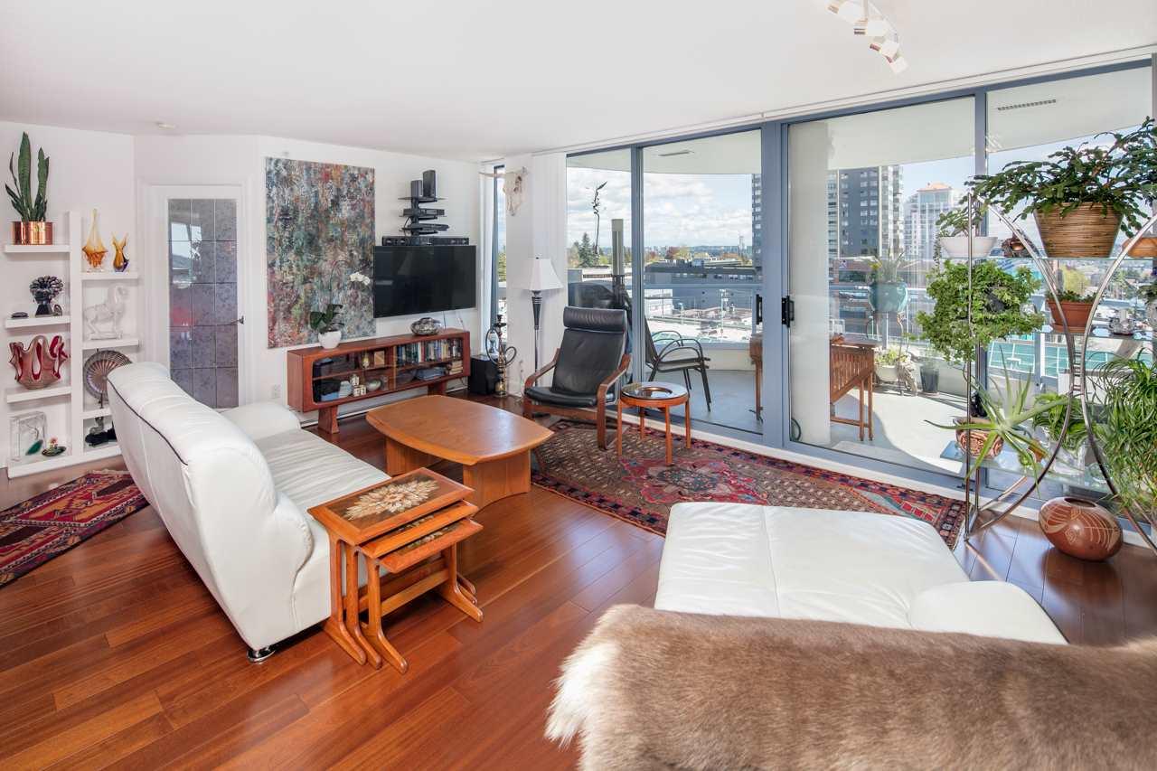 Condo Apartment at 1104 719 PRINCESS STREET, Unit 1104, New Westminster, British Columbia. Image 4
