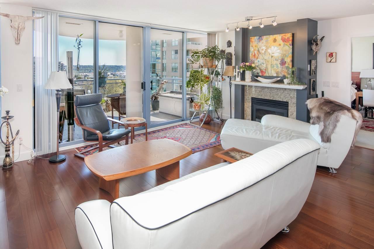 Condo Apartment at 1104 719 PRINCESS STREET, Unit 1104, New Westminster, British Columbia. Image 7