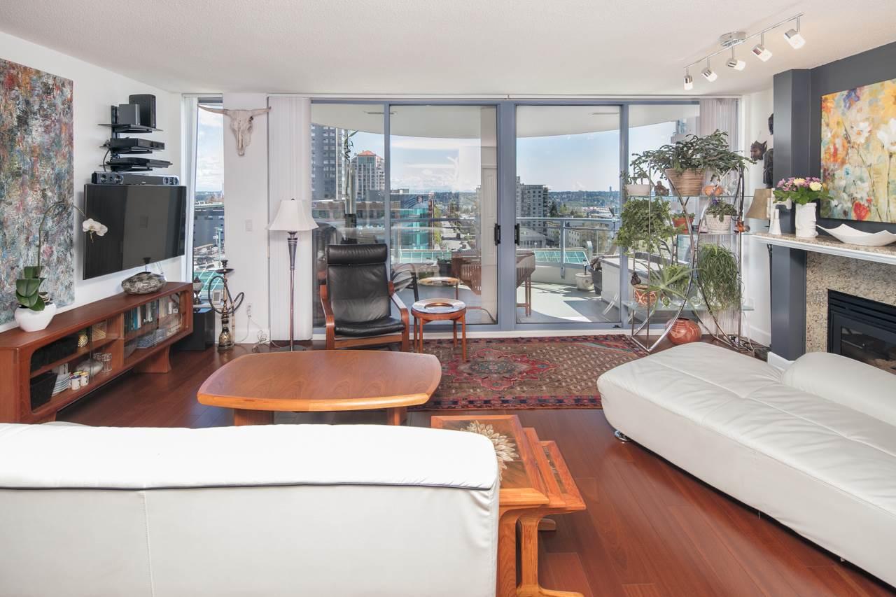 Condo Apartment at 1104 719 PRINCESS STREET, Unit 1104, New Westminster, British Columbia. Image 8