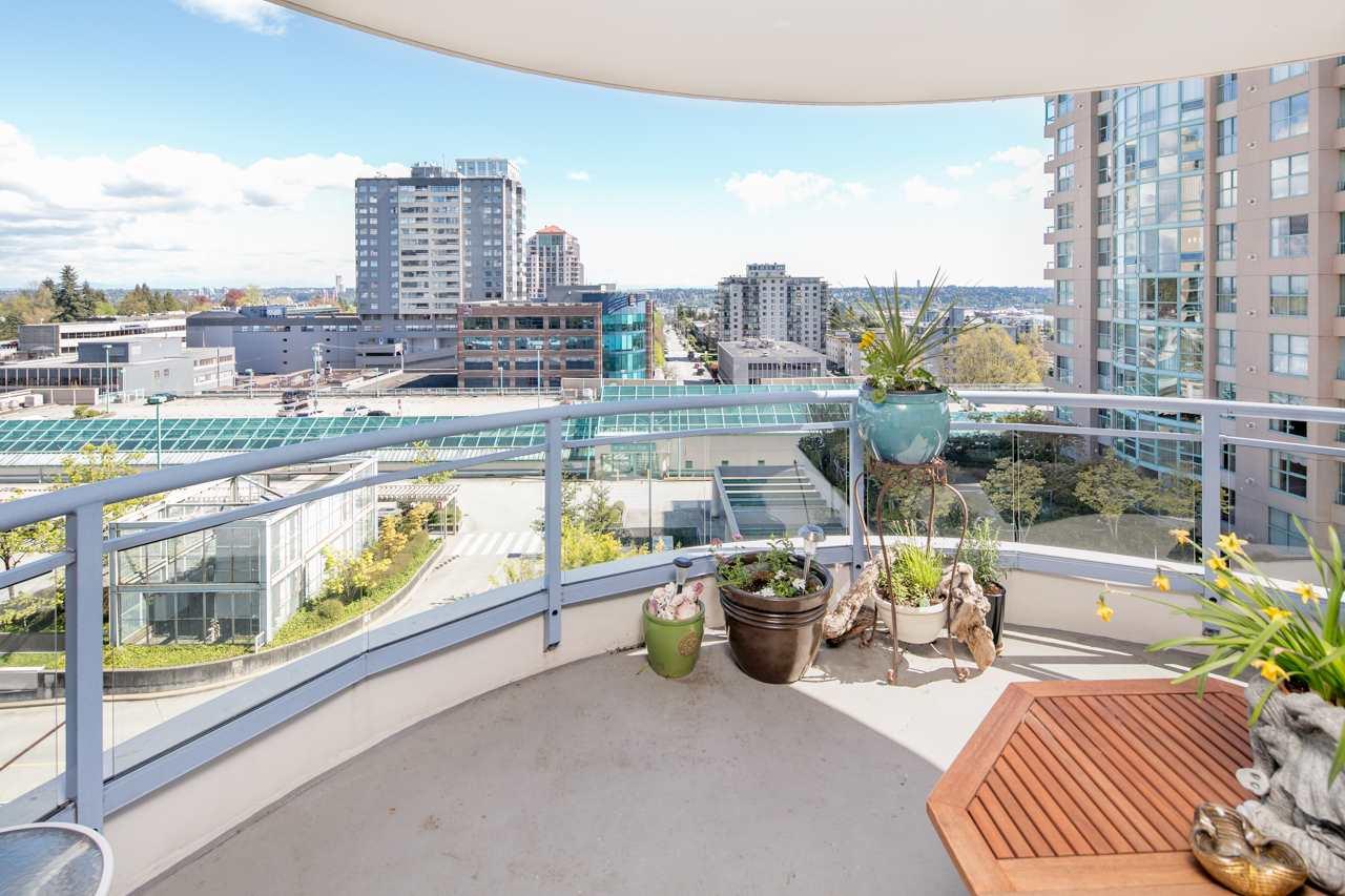Condo Apartment at 1104 719 PRINCESS STREET, Unit 1104, New Westminster, British Columbia. Image 19