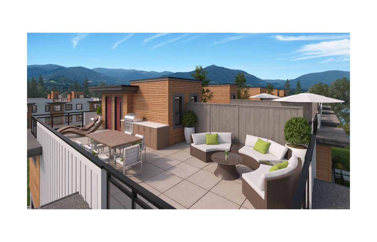 Townhouse at 27 39771 GOVERNMENT ROAD, Unit 27, Squamish, British Columbia. Image 3