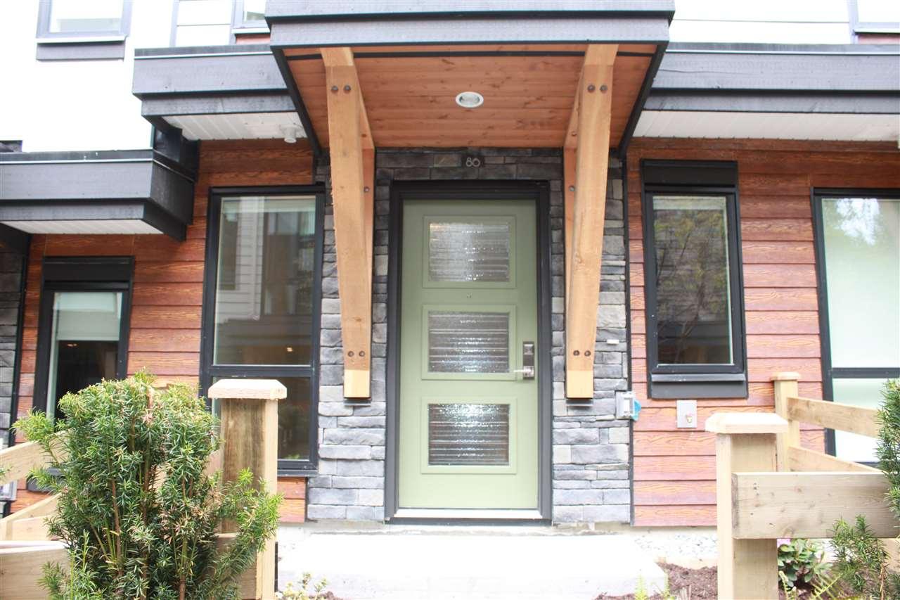 Townhouse at 86 16488 64 AVENUE, Unit 86, Cloverdale, British Columbia. Image 1