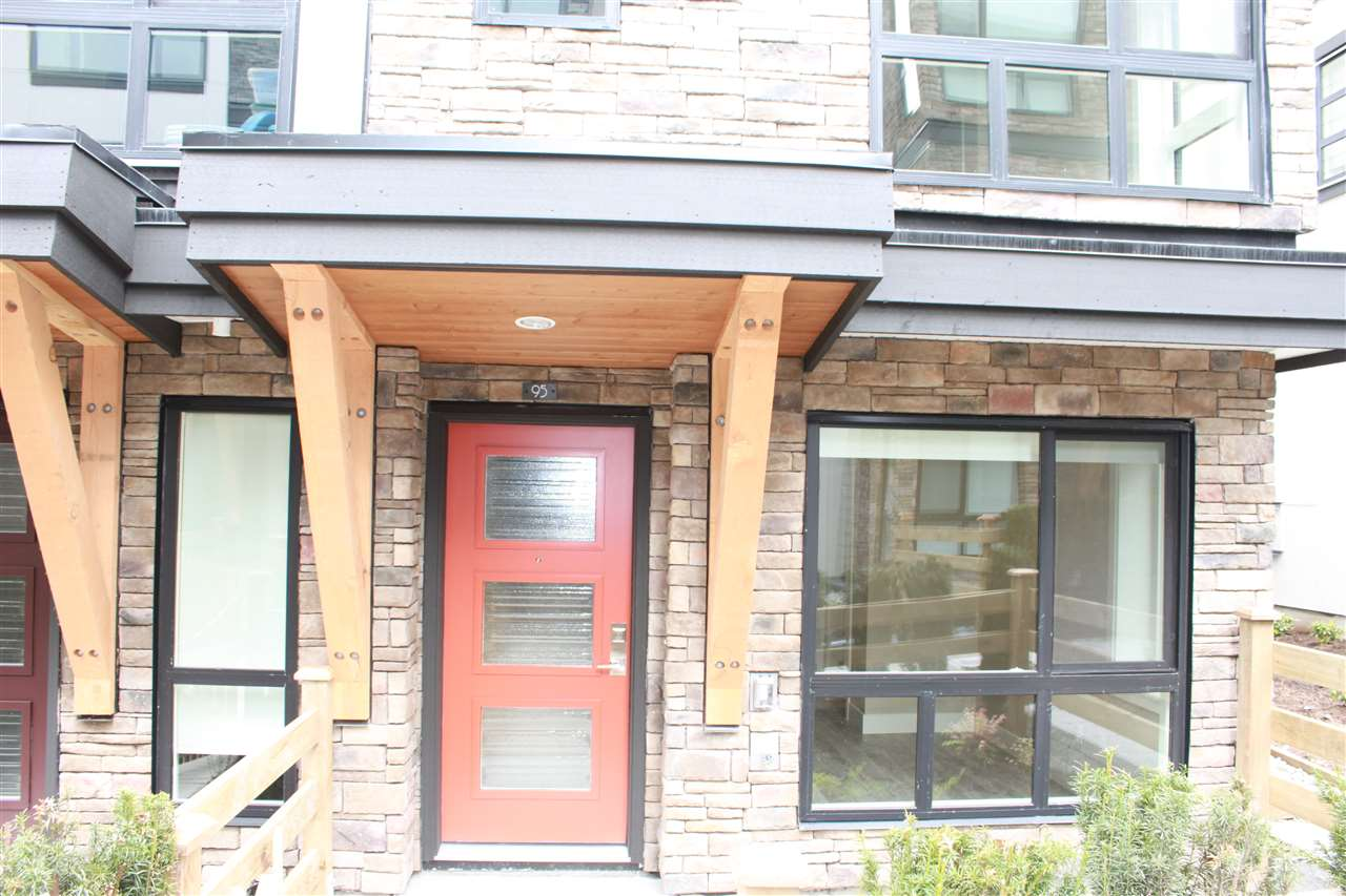 Townhouse at 95 16488 64 AVENUE, Unit 95, Cloverdale, British Columbia. Image 1