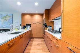 Condo Apartment at 303 5868 AGRONOMY ROAD, Unit 303, Vancouver West, British Columbia. Image 3