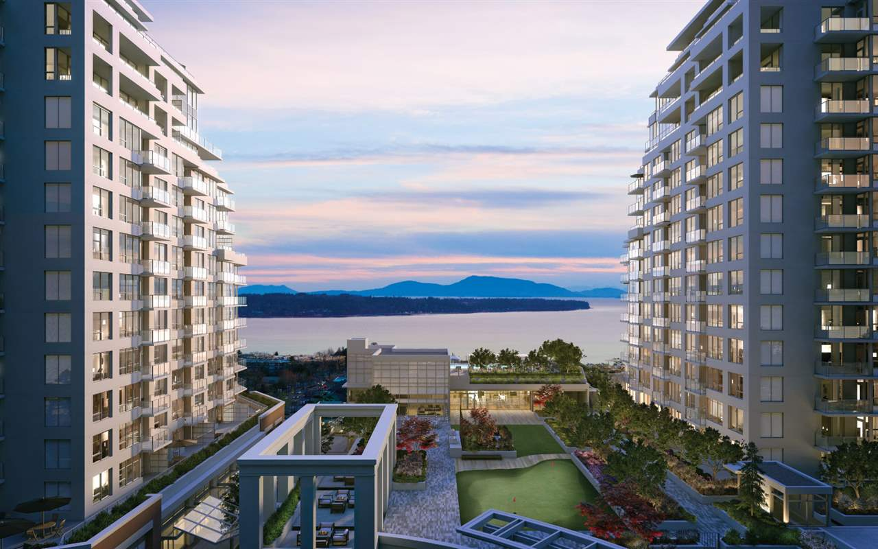 Condo Apartment at 503 1473 JOHNSTON ROAD, Unit 503, South Surrey White Rock, British Columbia. Image 4