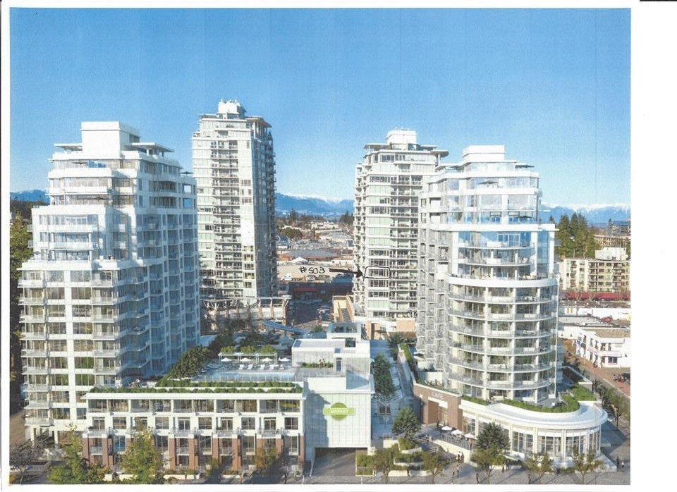 Condo Apartment at 503 1473 JOHNSTON ROAD, Unit 503, South Surrey White Rock, British Columbia. Image 5