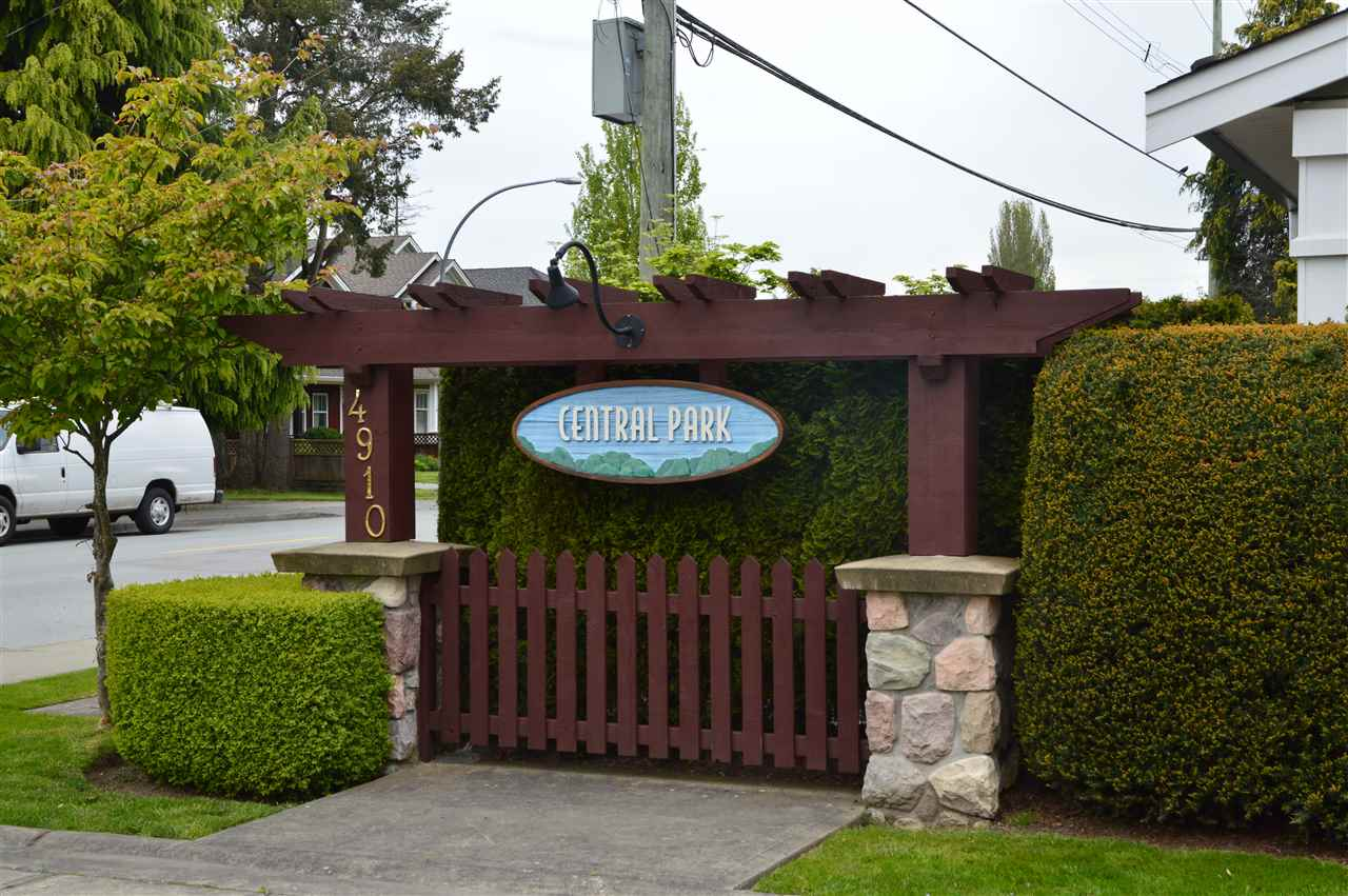 Townhouse at 7 4910 CENTRAL AVENUE, Unit 7, Ladner, British Columbia. Image 1