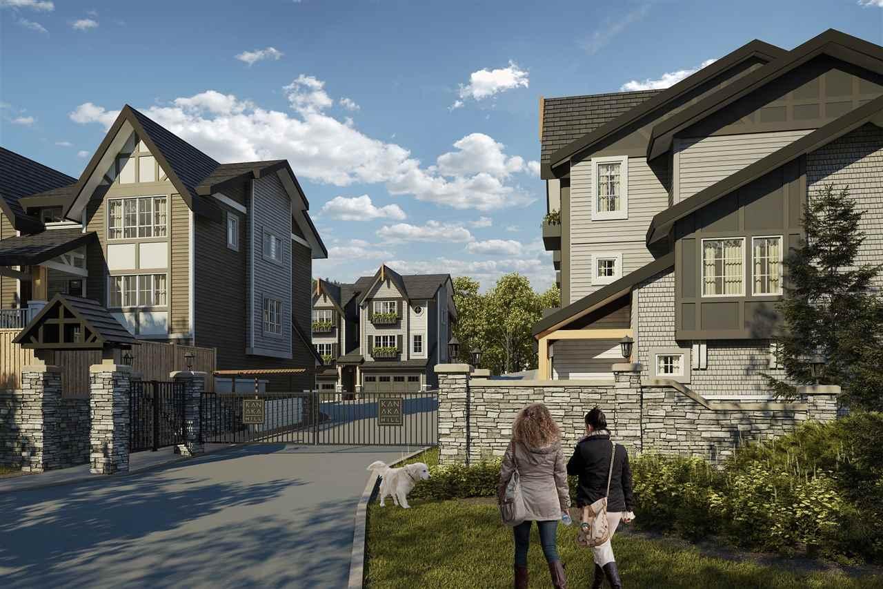 Townhouse at 22 23539 GILKER HILL ROAD, Unit 22, Maple Ridge, British Columbia. Image 2