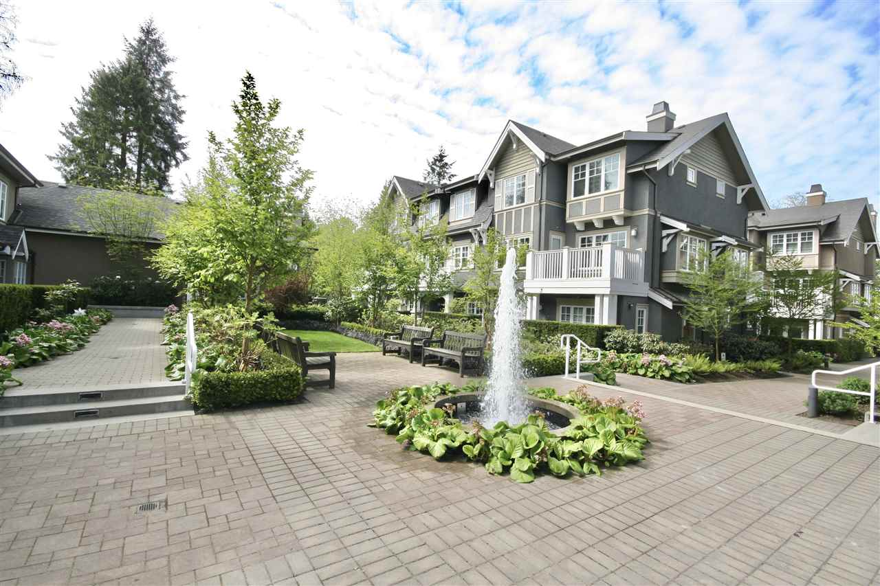Townhouse at 1480 TILNEY MEWS, Vancouver West, British Columbia. Image 1
