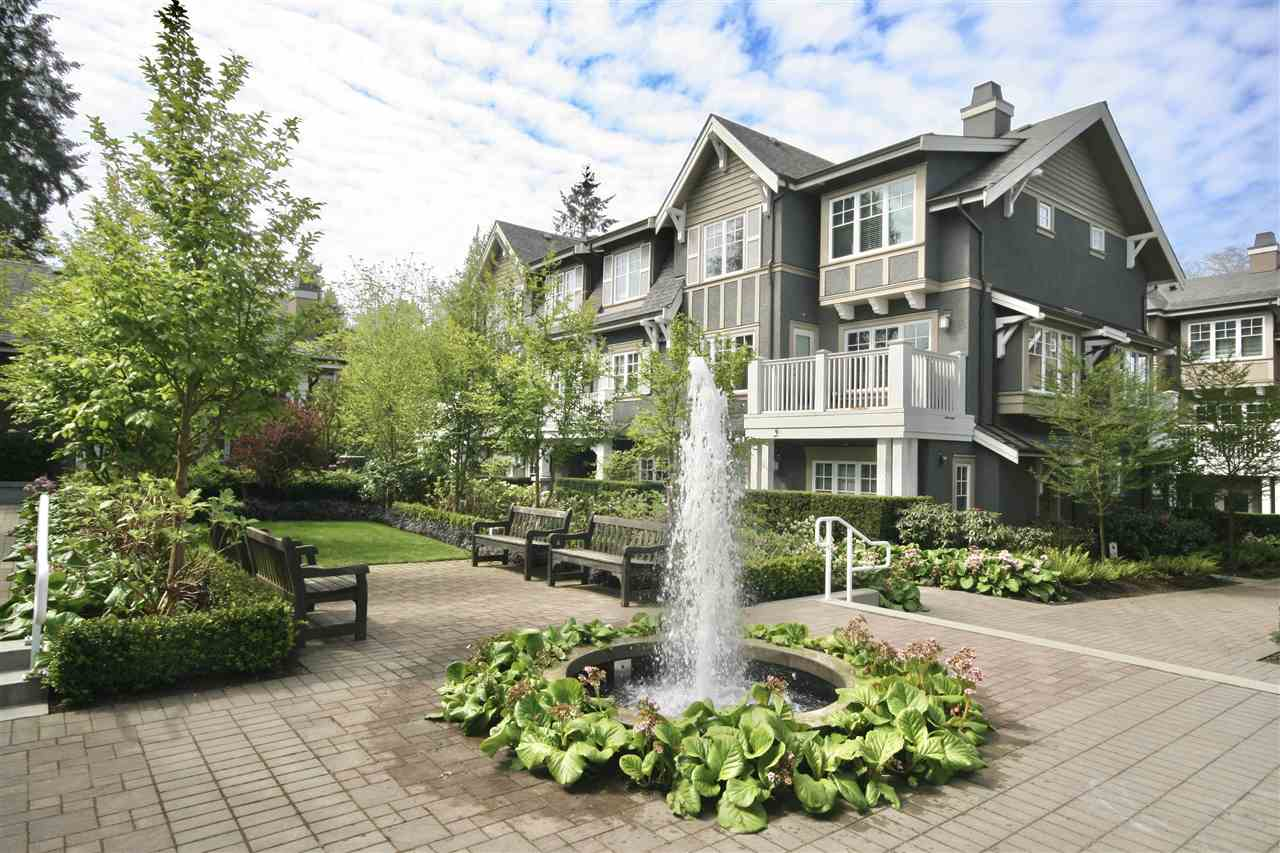 Townhouse at 1480 TILNEY MEWS, Vancouver West, British Columbia. Image 2