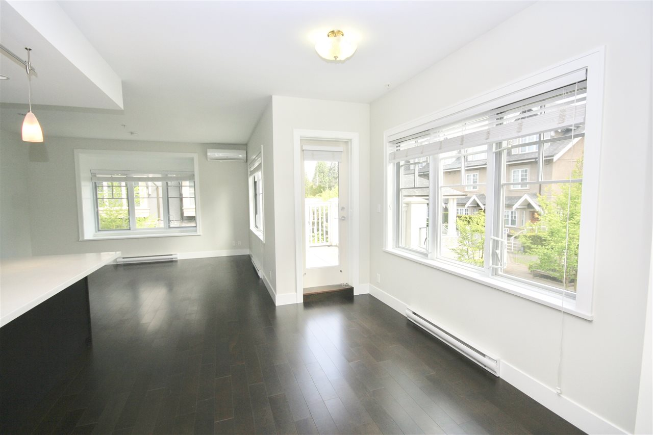 Townhouse at 1480 TILNEY MEWS, Vancouver West, British Columbia. Image 4