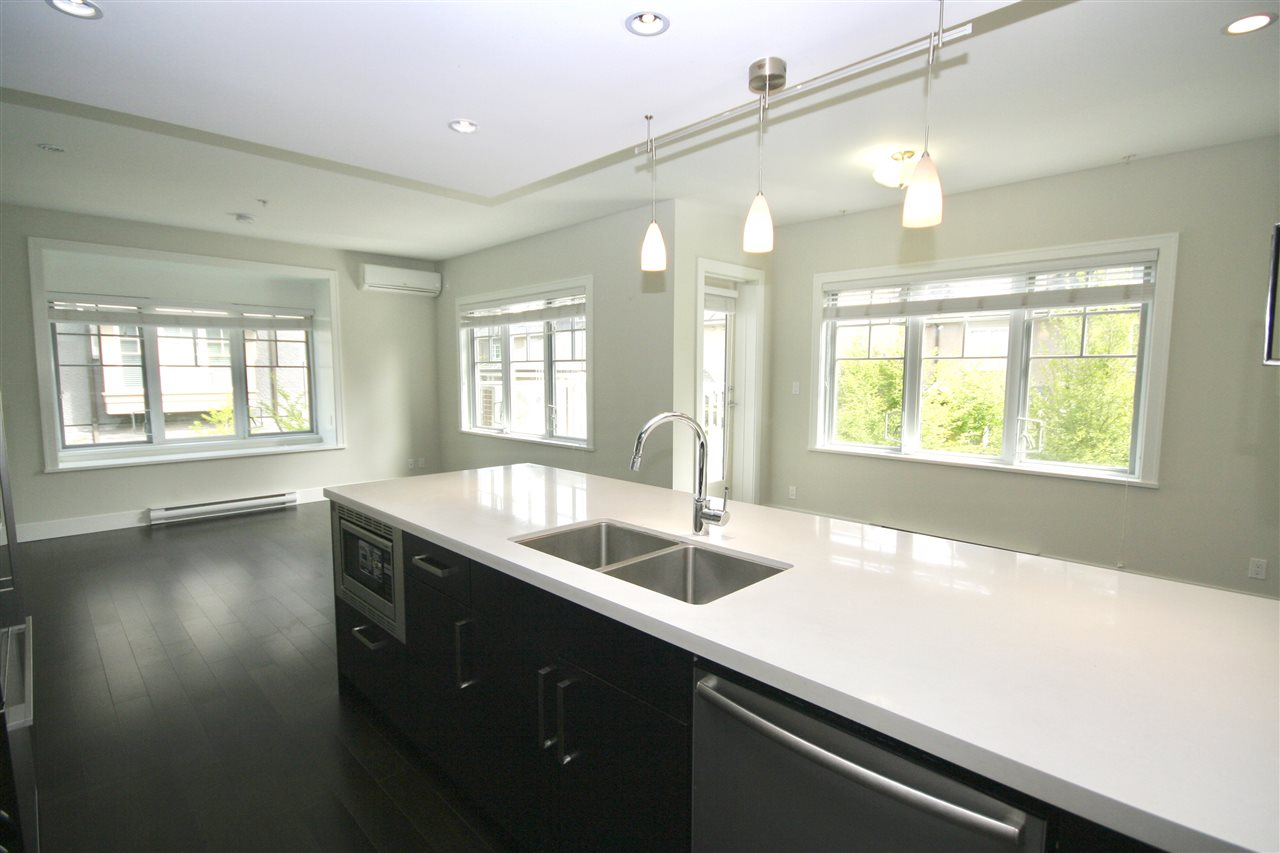 Townhouse at 1480 TILNEY MEWS, Vancouver West, British Columbia. Image 7