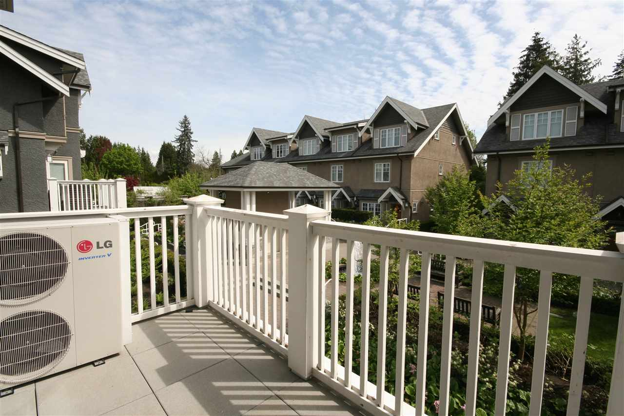 Townhouse at 1480 TILNEY MEWS, Vancouver West, British Columbia. Image 9