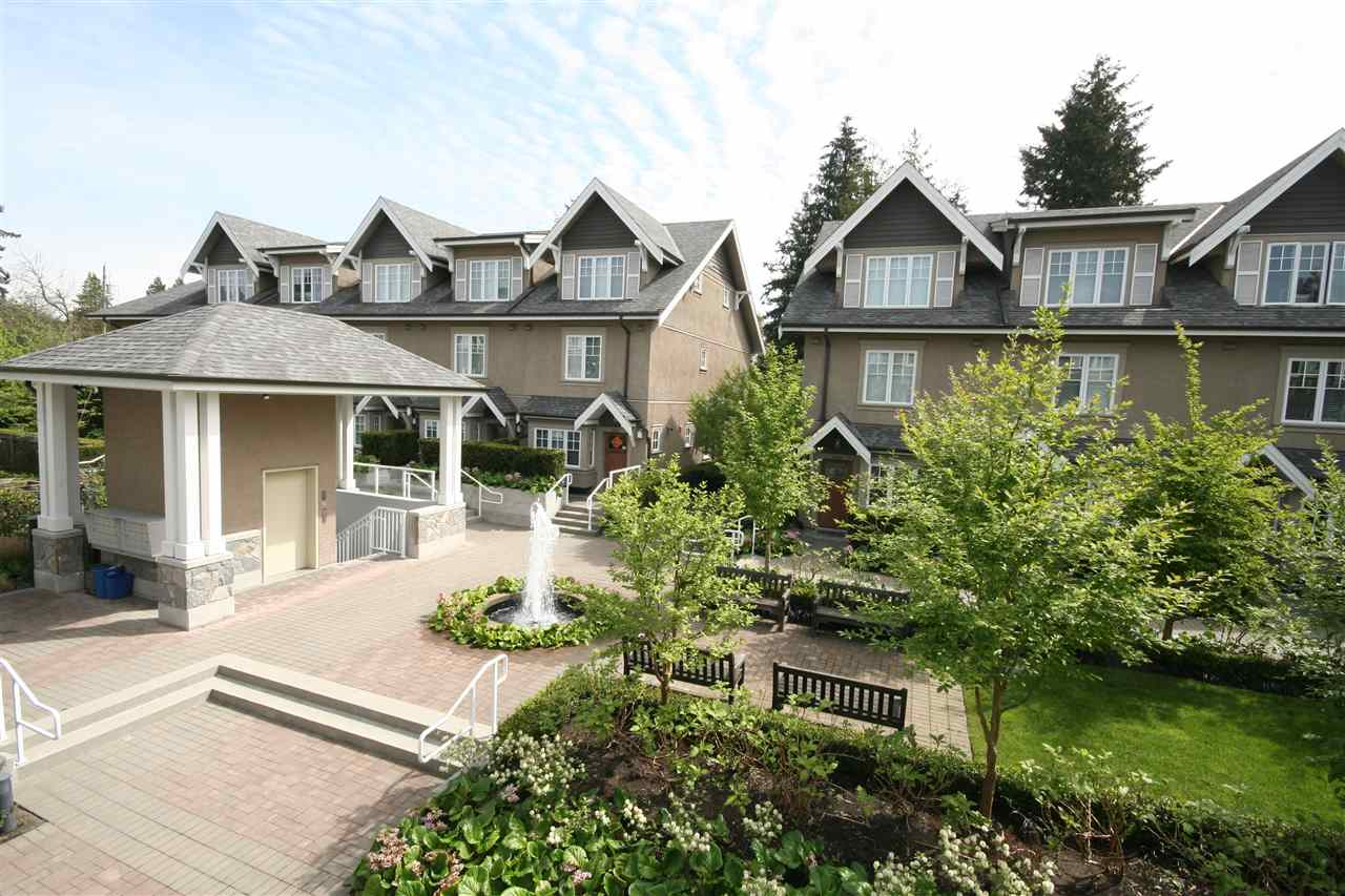 Townhouse at 1480 TILNEY MEWS, Vancouver West, British Columbia. Image 10