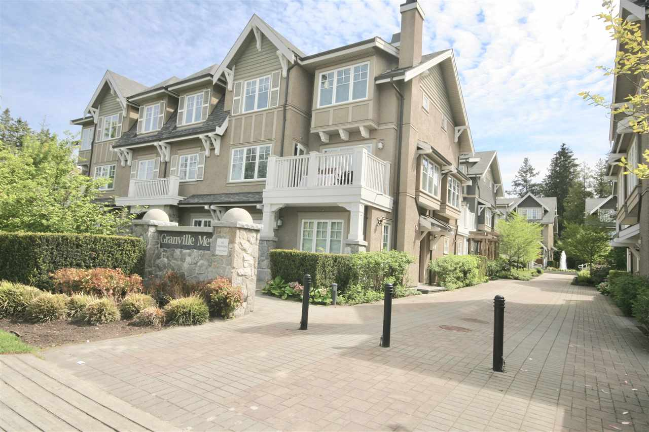 Townhouse at 1480 TILNEY MEWS, Vancouver West, British Columbia. Image 20