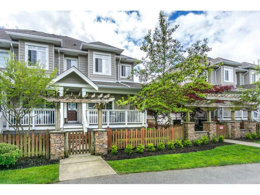 Townhouse at 7 6852 193 STREET, Unit 7, Cloverdale, British Columbia. Image 1