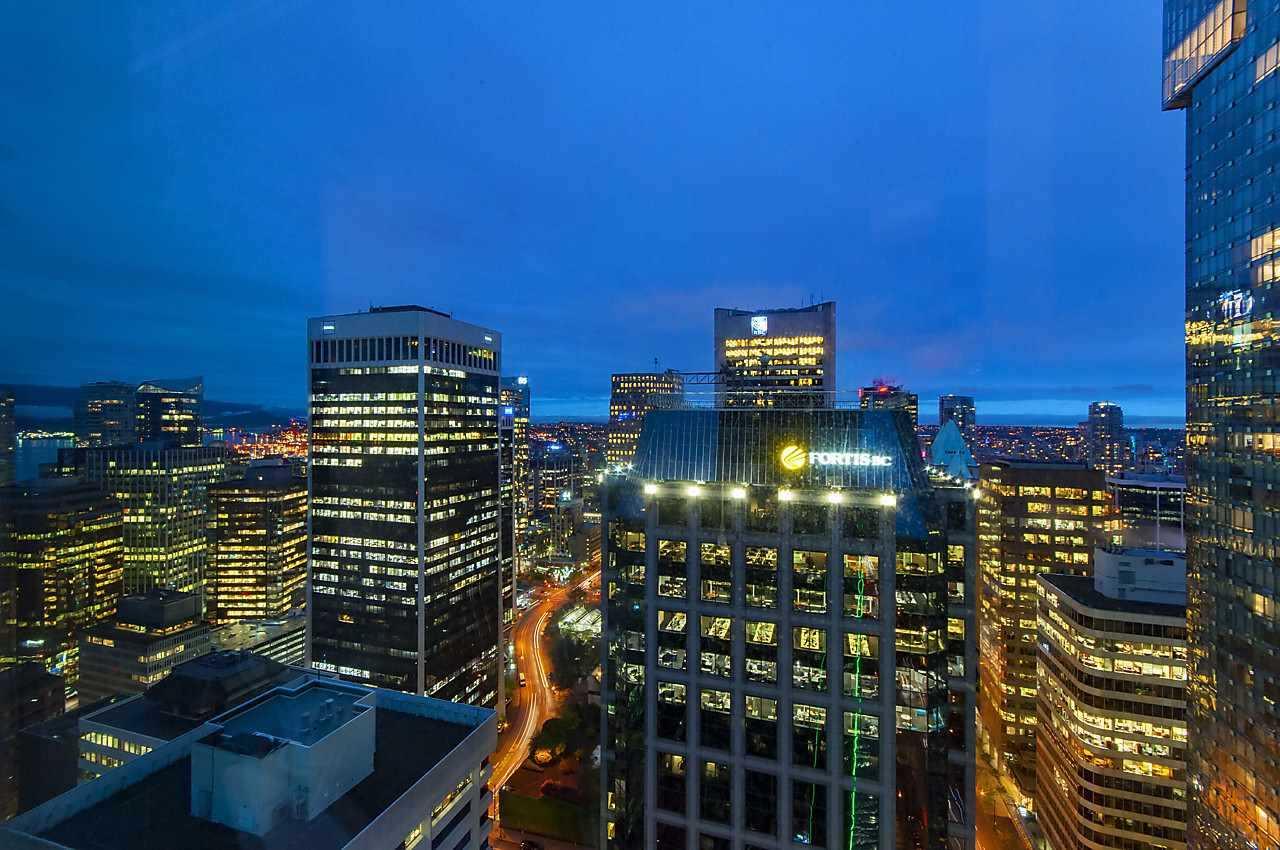 Condo Apartment at 2608 1151 W GEORGIA STREET, Unit 2608, Vancouver West, British Columbia. Image 4