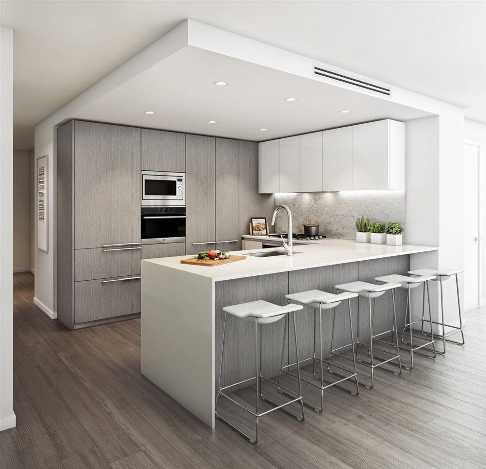 Condo Apartment at 1408 1111 RICHARDS STREET, Unit 1408, Vancouver West, British Columbia. Image 3